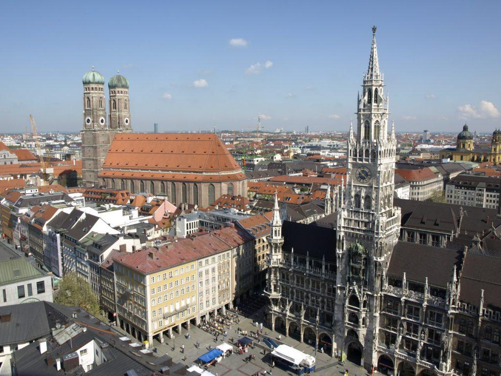 Цена на недвижимость в Мюнхене